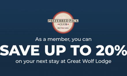 Summer Planning: Great Wolf Lodge Member Discount.