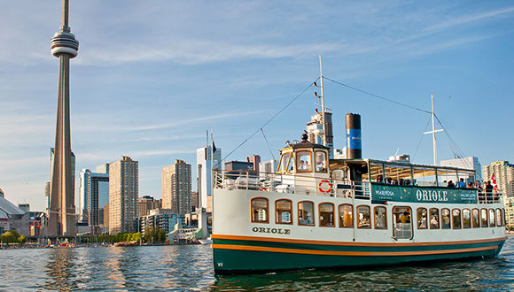 Summer Social – Join Us for a Cruise Around the Toronto Harbour
