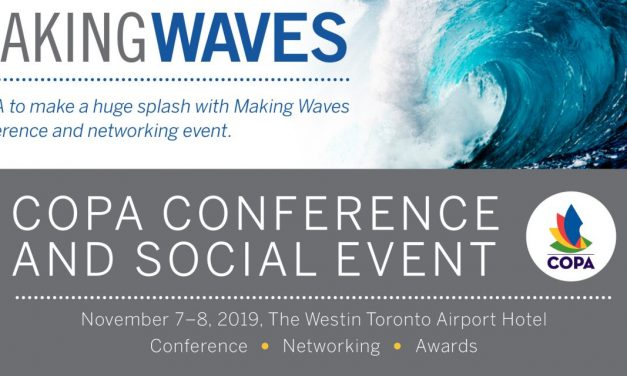 """CHHMA Members Can Register to Attend the COPA """"Making Waves"""" Educational Conference"""