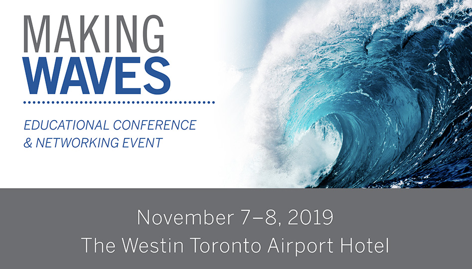 Making Waves Educational Conference Update