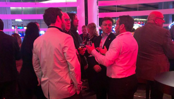 CHHMA Industry Cocktail Recap