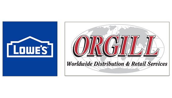 Lowe's & Orgill: New Executive Announcements
