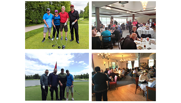 Dates & Registration Info for this Year's CHHMA Golf Events