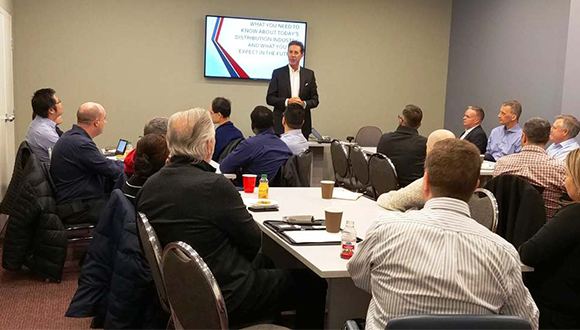 CHHMA Members Get Updated on the Latest Distribution & Supply Chain Challenges