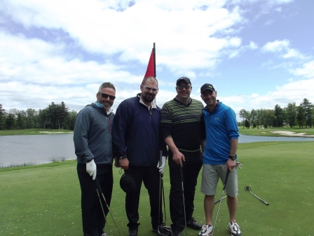 Register Now for the CHHMA Quebec Golf Classic on June 9th