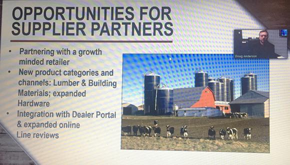 Doug Anderson Peavey Industries Presentation (Virtual)
