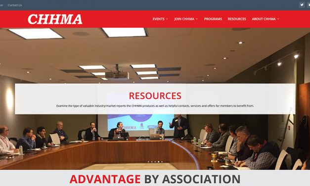 CHHMA Introduces New Website Look