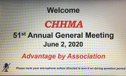 CHHMA Presents Future Name and Direction at 51st Annual General Meeting