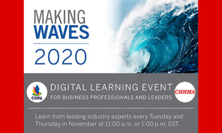 Making Waves: An Online Learning Event Like No Other!