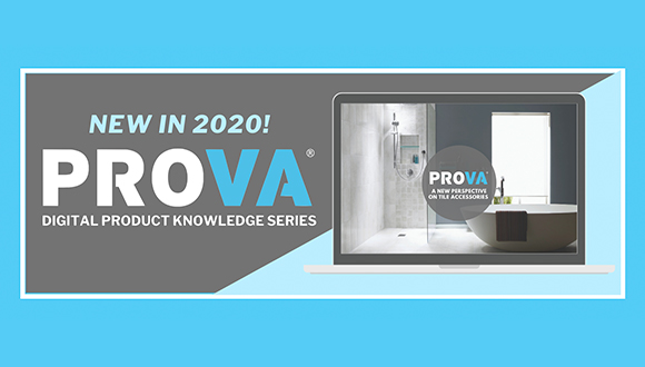 M-D PRO Goes Live with the PROVA Digital Product Knowledge Series