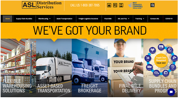 Looking for Solutions to your Supply Chain Challenges?  Consider ASL Distribution Services Ltd.