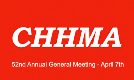 Members Can Register Now for CHHMA AGM on April 7th