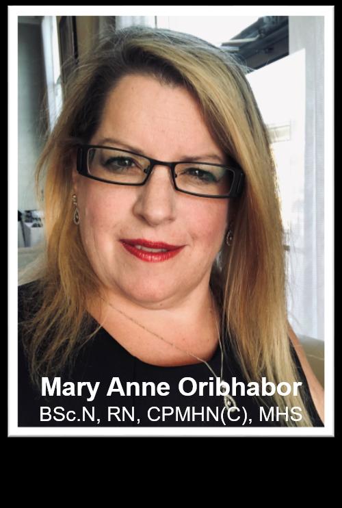 Mary Anne Oribhabor